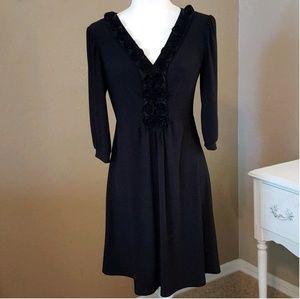 Rabbit Rabbit Rabbit Design - Fit & Flare Dress